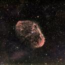 NGC 6888,                                Shupi Zhang