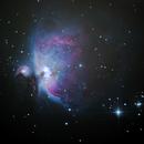 M42 Orion,                                Alvaro Fornas