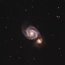 M51,                                Astrofotospr