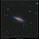 Messier 82,                                rflinn68
