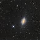 NGC 3521,                                Stefan Westphal