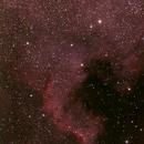 NGC7000,                                tintin2010