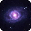 Messier 95 (Barred Spiral Galaxy),                                  Lopes Maicon
