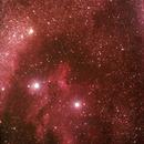 IC 5070  the Pelican Nebula,                                RonAdams
