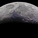 Luna 10 April 2019 - The blue Moon,                                pieroc