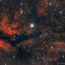 Cygnus Region - Sadr,                                star-watcher.ch