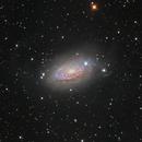 M63 LRGB a close view,                                Martin Dufour