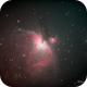 M-42 Orion Nebula,                                Francois Theriault