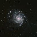M101 - Pinwheel,                                pcyvr