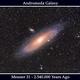Andromeda Galaxy,                                Giuseppe Pezza