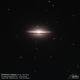 Sombrero Galaxy (M 104),                                Godfried