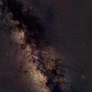 Milky Way Sagittarius Zone,                                Arturo Peña