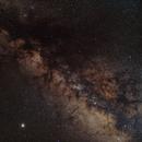 Milky Way in Rhodos #2,                                Roberto Sartori
