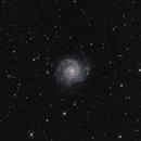 Messier 74,                                Bram Goossens