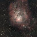The Lagoon Nebula,                                Zach Coldebella