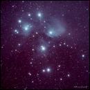 M45 - Pleiades,                                Thierry Hergault