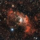 Bubble Nenula NGC7635,                                Carsten Eckhardt