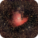 Pacman Nebula,                                PepeLopez