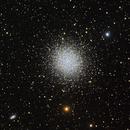M13 The Great Hercules Cluster,                                hbastro
