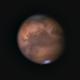 Mars on Sept. 14, 2020,                                Mat