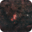 Prawn Nebula - IC4628,                                Mateus
