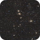 The Virgo Cluster feat. Markarian's Chain,                                Steve Ludwig