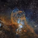 NGC 3584 Statue of Liberty Nebula,                                SCObservatory