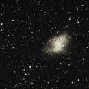The Crab Nebula - M1,                                Corey Rueckheim