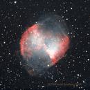 Messier 27 (The Dumbbell Nebula),                                David Newbury