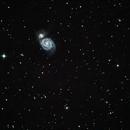M51 Wide Field,                                Michael Wagner
