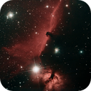 NGC2024 and IC434,                                JoeRez