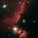 NGC2024 and IC434,                                JoeRez