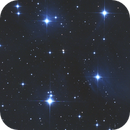 The core of M45,                                Mattes