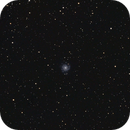 M74 + 2 asteroids,                                Benny Colyn