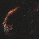 NGC 6992 Eastern Veil Nebula,                                George Clayton Yendrey