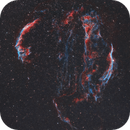 The Veil Nebula Complex - NGC 6960, NGC 6992, NGC 6974,                                Henrique Silva