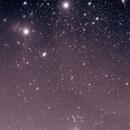 Orion complex through a compact camera,                                Martin Schoenmaker