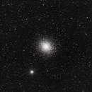 The M5 globular cluster in Serpens,                                Francesco Meschia