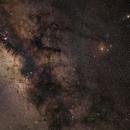 Milky Way 13 Frames Mosaic,                                Tragoolchitr Jittasaiyapan