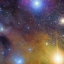 Antares Rho Ophiuchus,                                Rowland