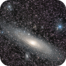 M31 The Andromeda Galaxy,                                Andy Wellington