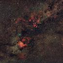 Cygnus wide field,                                Joachim