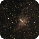Eagle Nebula & Pillars of Creation (M16),                                AstroBros