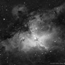 m16, Eagle Nebula,                                pemag