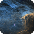IC5070 Pelican Nebula,                                Kesphin