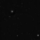 M53 Globular Cluster (NGC 5024) And α Com Wide-field,                                Antonis Karousis
