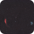 From NGC 1499 to Messier 45,                                Wolfgang Zimmermann