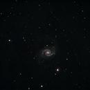NGC 1566,                                Mark Sansom