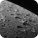 Pitiscus - Hommel - Rosenberger - Janssen craters,                                Euripides