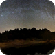 Night sky panoram,                                Vital